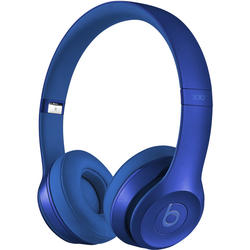 Beats Solo2 On-Ear Headphones (Royal Collection) - Sapphire Blue