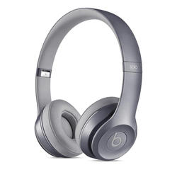 Beats Solo2 On-Ear Headphones (Royal Collection) - Stone Gray