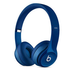 Apple Beats Solo2 On-Ear Headphones - Blue