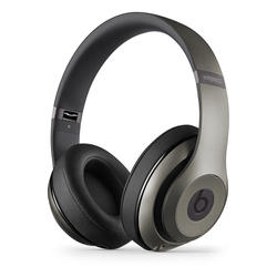 Beats Studio Wireless Over-Ear Headphones - Titanium