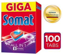 Somat All in one 100 tabs