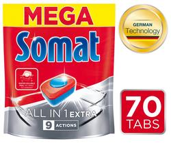 Somat All in 1 Extra 70 tabs
