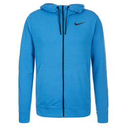 Nike Muška duga majica Dri-Fit Fleece Full-Zip Plava