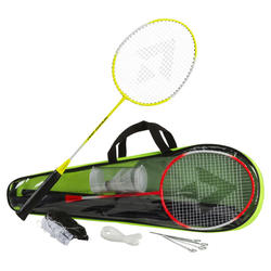 Set za badminton Speed 200/2Net 3,5 Žuta