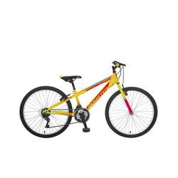 Polar BOOSTER TURBO 240 YELLOW, 24""