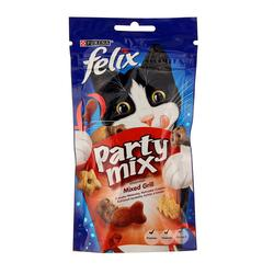 Purina Hrana za mačke Felix Party Mix Mixed Grill  - 60 g
