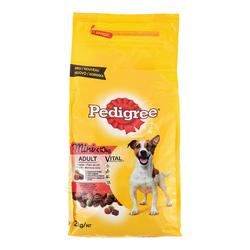 Pedigree Hrana za male odrasle pse s govedinom i povrćem Mini Adult  - 2000 g