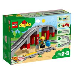 LEGO® DUPLO Train, bridge and tracks