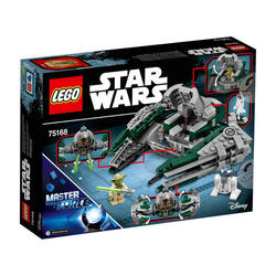 LEGO® Star Wars™ Yodin Jedi Starfighter 75168