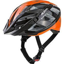 Alpina kaciga Panoma 2.0 Black-Orange 52-57