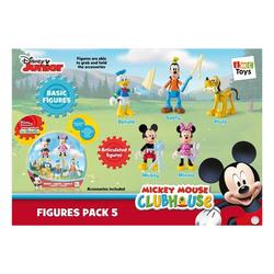 Figurice Mickey Mouse Club House 5 kom