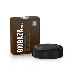 Biobaza Men Black soap