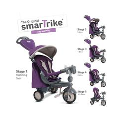 Smart Trike Recliner Infinity purple