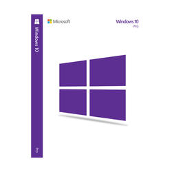 Microsoft MS Windows 10 Professional 64-bit Eng OEM