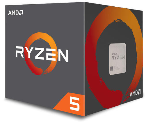 Ryzen 5 1400, 3,20 GHz, 10MB, AM4, desktop