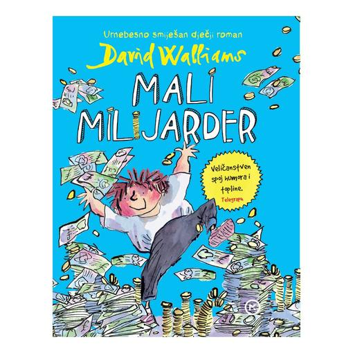 Mali milijarder, David Walliams