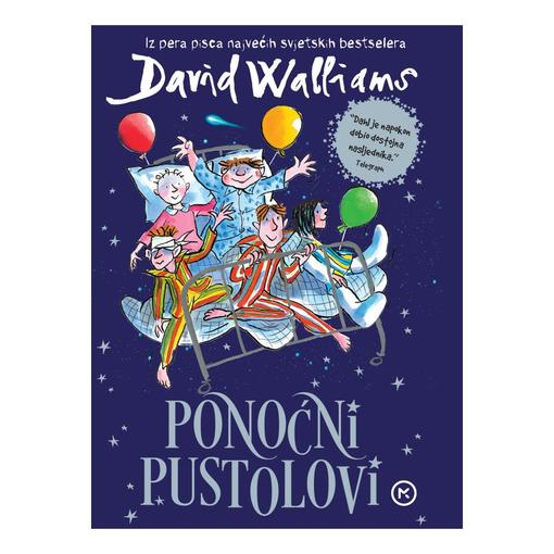 Ponoćni pustolovi, Walliams David
