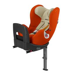 Cybex Autosjedalica 0+/1 Sirona Platinum Autumn Gold Burnt red  - Zlatno-crvena