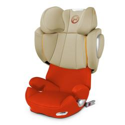 Cybex Autosjedalica 2/3 Solution Q2-FIX Platinum Autumn gold-burnt red