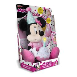 Disney Minnie Mouse Pliš happy birthday
