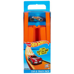 Hot Wheels track builder trake z staze+autić