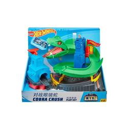 Hot Wheels city napad kobre