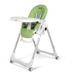 Peg Perego Prima Pappa hranilica Follow Me - Wonder Green