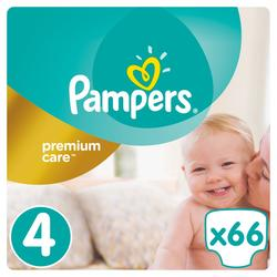 Pampers Premium Care Pelene 4 Maxi  - 66