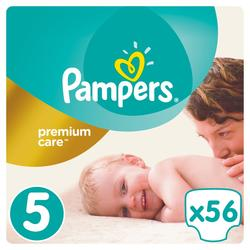 Pampers Premium Care Pelene 5 Junior  - 56
