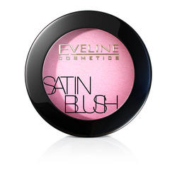 Eveline rumenilo - satin blush  - 01 soft pink
