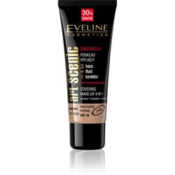 Eveline Puder za lice Art scenic 3u1 warm beige 23 40ml