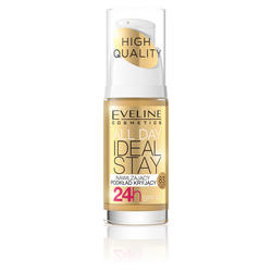Eveline Puder tekući All Day Ideal Stay no.83  - Sand