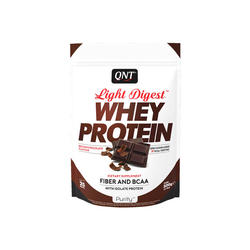 QNT Light Digest Whey Protein 500 g  - White Chocolate