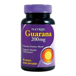 Natrol Guarana 200 mg, 90 kapsula