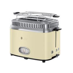 Toaster Retro Cream 21682-56