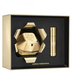 Paco Rabanne Lady Million set EDP 80ml & EDP 10ml