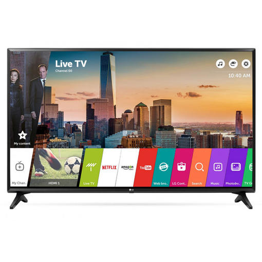 "TV 49LJ594V 49"" ≈ 124 cm 1920 x 1080 Full HD"