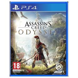 Ubisoft Assassin's Creed Odyssey Standard Edition PS4