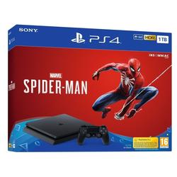 Sony PlayStation 4 1TB F chassis + Spider-Man