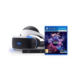 Sony PlayStation VR + VR Worlds VCH + Camera v2/PSVR Mk3