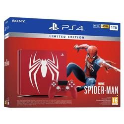 Sony PlayStation 4 1TB F chassis Limited Edition + Spider-Man