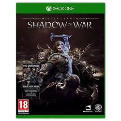 Warner Bros Middle Earth: Shadow of War Xbox One