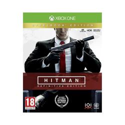 Warner Bros HITMAN: DEFINITIVE Steelbook D1 Edition XB1