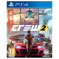 Ubisoft The Crew 2 Standard Edition PS4