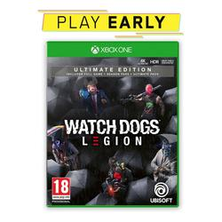 Ubisoft WATCH DOGS LEGION ULTIMATE EDITION X1 Preorder