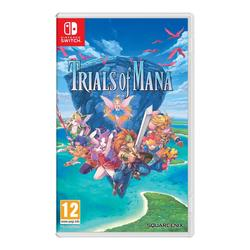 Square Enix Trials of Mana Switch Preorder
