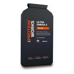 The protein Works TPW Ultra Omega 3 90 kapsula