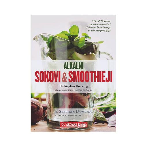 Alkalni sokovi & smoothieji, Dr. Stephan Domenig