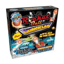 Wild!Science rocket ball factory