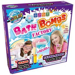 Wild!Science Bath bomb factory novo